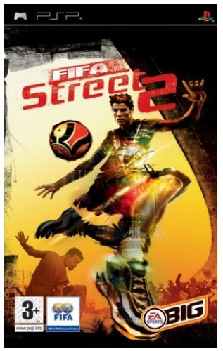 Fifa Street Playstation 2 - Fifa Street 2 (PSP) (輸入版)