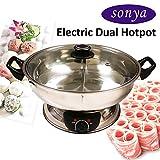 Sonya Shabu Shabu Hot Pot Electric Mongolian Hot