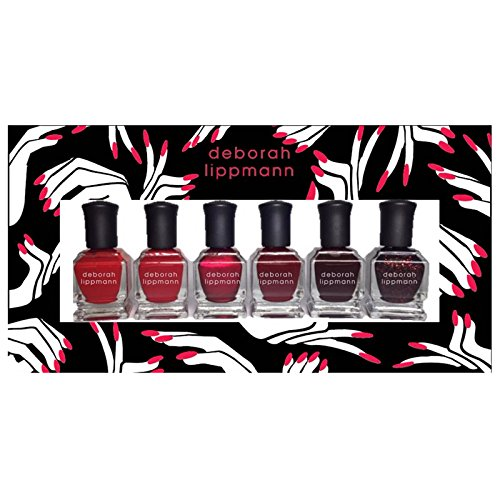 Deborah Lippmann Gel Lab Pro - Lady In Red 6 Piece Set