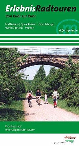 Erlebnisradtouren Von Ruhr zu Ruhr: 1:20.000