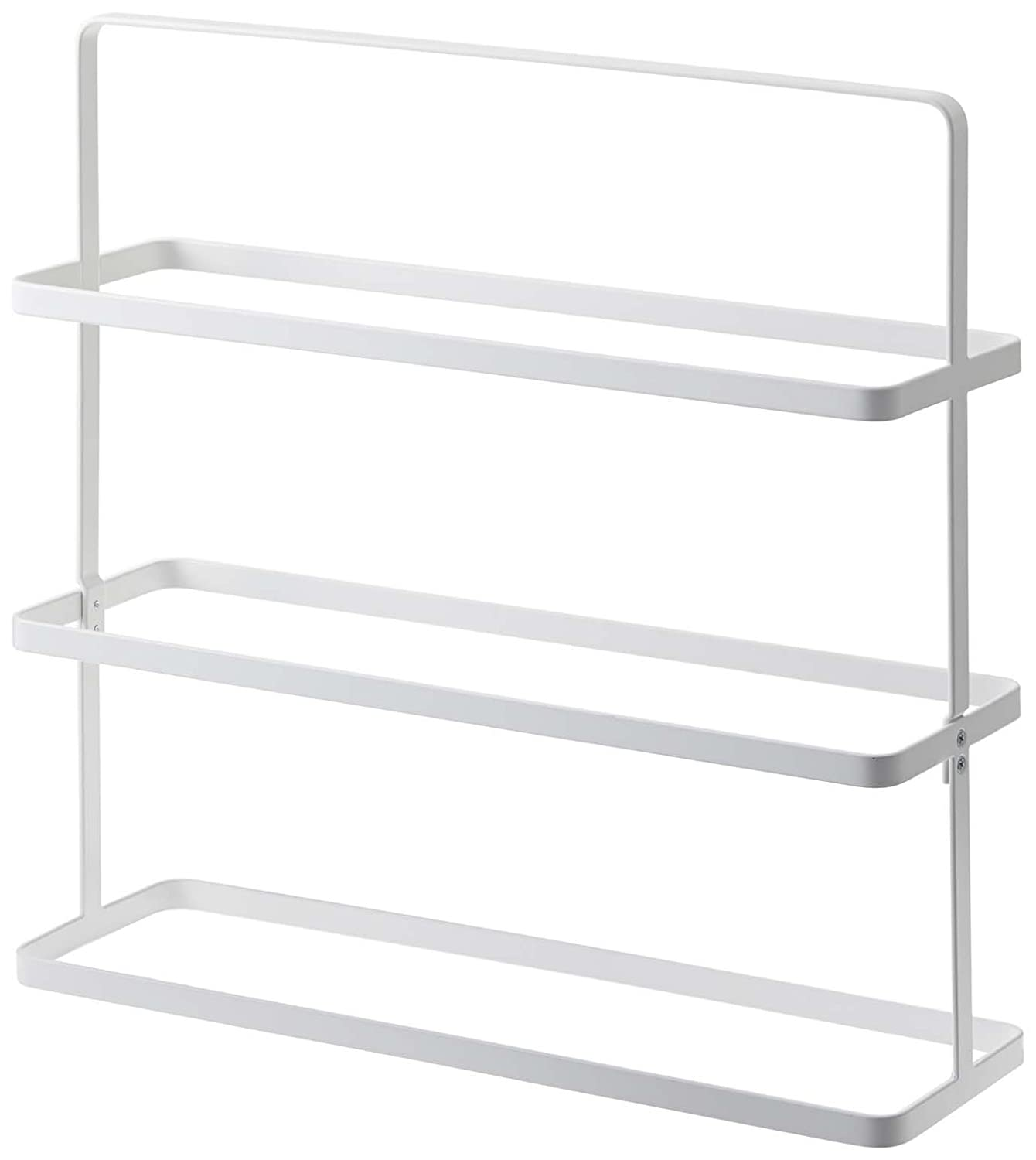 Uncategorized Tower Shoe Rack amazon com yamazaki home tower shoe rack wide white kitchen