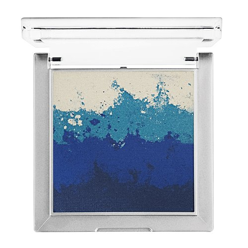 Sue Devitt Beauty Microquatic Hydrating Marine Minerals Eye Palette, Blue Waters, (Microquatic Eye)