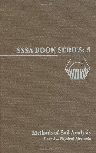 Methods of Soil Analysis. Part 4. Physical Methods (Soil Science Society of America Book Series, Vol. 5)