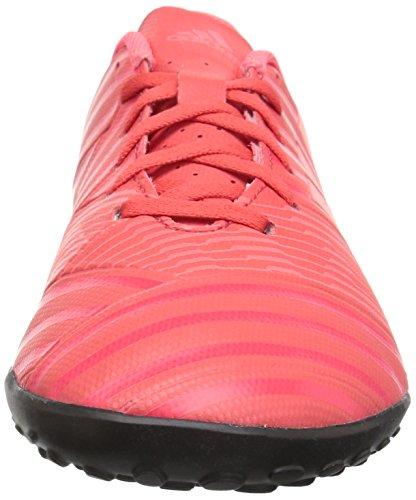 Chaussure De Soccer Nemeziz Tango 17.4 Tf Homme Adidas, Vrai Corail / Zeste Rouge / Noyau Noir, 8.5 M Us Réel Corail / Zeste Rouge / Noyau Noir