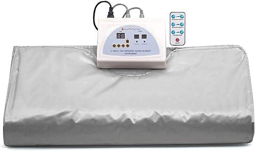 Lofan Heat Sauna Blanket Portable Personal Sauna Far-Infrared