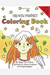 Growth Mindset Coloring Book: Companion Book to I Can't Do That, YET (Growth Mindset Book Series) Paperback