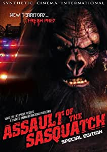 Assault Of The Sasquatch