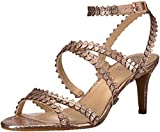 Vince Camuto Women's Yuria Heeled Sandal, Beaming Blush, 9 Medium US