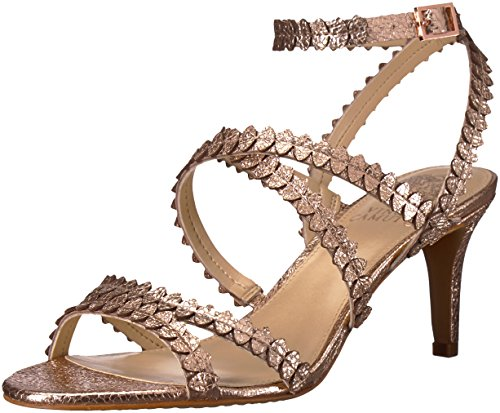 Vince Camuto Women's Yuria Heeled Sandal Beaming Blush visit new sale new styles rOu6T2