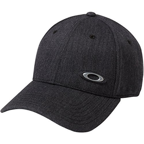 Oakley Men's Si Cotton Cap, Black, - Black Oakley Aviators