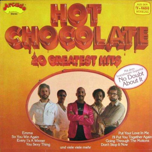 Hot Chocolate - Hot Chocolate - 20 Greatest Hits - Arcade - Ade G 100 - Zortam Music