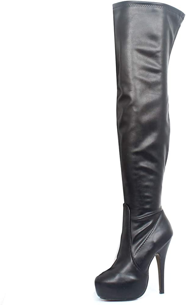 Over Knee Thigh Boots for Women