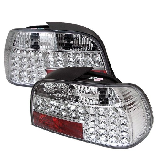 Spyder Auto 111-BE3895-LED-C LED Tail Light