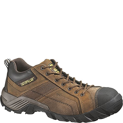Caterpillar Ergo Safety Toe Work Boot - Size 14 Wide, Model# P89957 (Cat Safety Boots)
