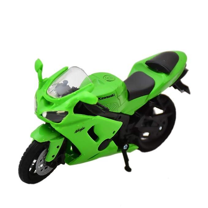New Ray 67073 - Moto Modelo Kawasaki Ninja ZX-6RR: Amazon.es ...