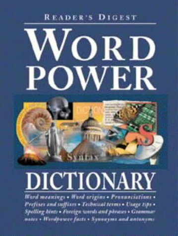 Buy Word Power Dictionary Book Online at Low Prices in India