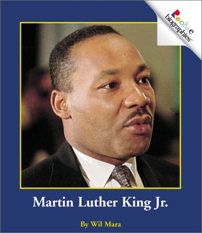 Martin Luther King Jr. (Rookie Biographies) PDF