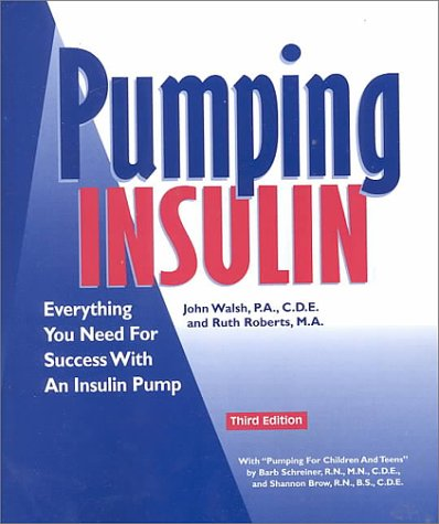 Download Pumping Insulin: Everything You Need for Success With an Insulin Pump pdf