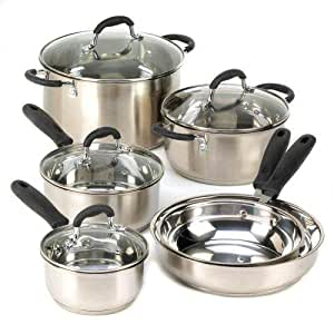 Home Locomotion Deluxe Cookware Collection