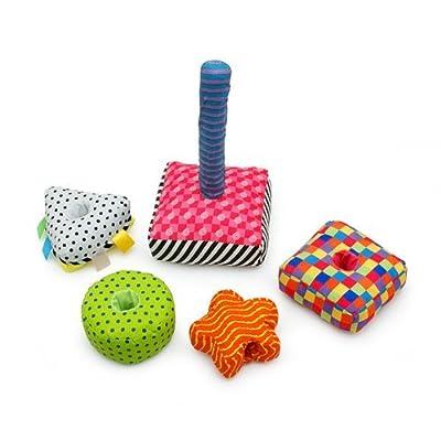 Developmental Stacking Toy- Amazing Baby Toy!: Toys & Games