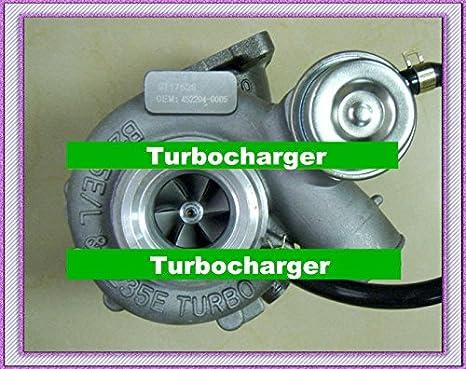 GOWE turbo para Turbo gt1752s 9172123 452204 - 0001/3 452204 - 0004/5 452204 Turbocompresor para Saab 9 - 3/9 - 5 2.0T y 2.3T (modelos a partir 97 - 05 ...