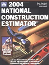 National Construction Estimator with CDROM (National Construction Estimator (W/CD))
