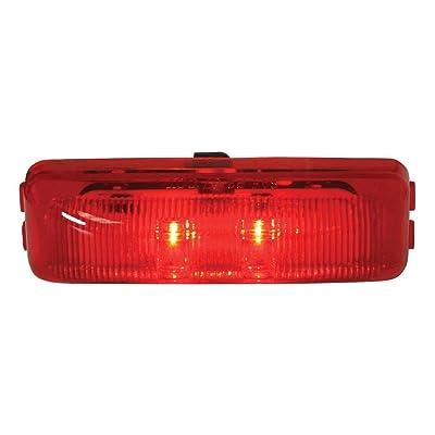 Grand General 76402 Red Medium Fleet Rectangular 2-LED Sealed Light: Automotive [5Bkhe2006542]