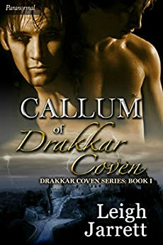 Callum of Drakkar Coven: A Paranormal/Horror Erotic Romance by [Jarrett, Leigh]