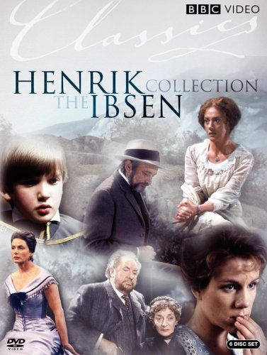 Henrik Ibsen Collection (Hedda Gabler / Ghosts / Little Eyolf / The Wild Duck / The Master Builder) by Warner Home Video