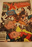 the uncanny x men the ferocious introduction of hard case and the harriers the uncanny x men 261 1