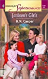 img - for Jackson's Girls: Raising Cane, Book 3 (Harlequin Superromance, No 1134) book / textbook / text book