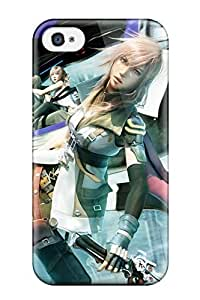 MichaelTH Scratch-free Phone Case For Iphone 4/4s- Retail Packaging - Final Fantasy X 1920¡Á1080 by supermalls