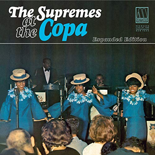 Nothing But Heartaches (Live At The Copa/1965 - Alternate Stereo Mix) (The Supremes At The Copa Expanded Edition)