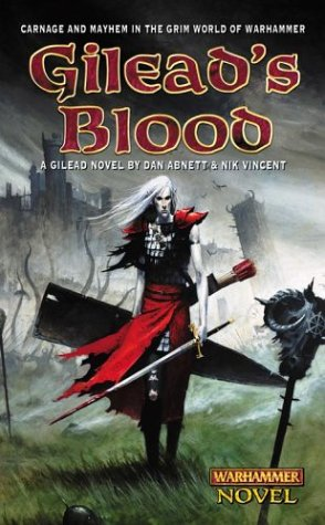 book cover of Gilead\'s Blood