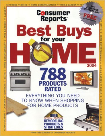 Best Buys for Your Home 2004