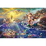 Alisena DIY 5D Diamond Painting by Number Kit for Adult, Full Drill Diamond Embroidery Kit Home Wall Decor-11.8 inch x15.7 inch