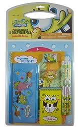 Sponge Bob 11 Value Pack (66236M-Z)