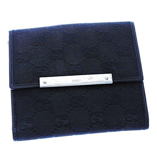グッチ レザー 財布(ホック式小銭入れ付き)パイソン 112664