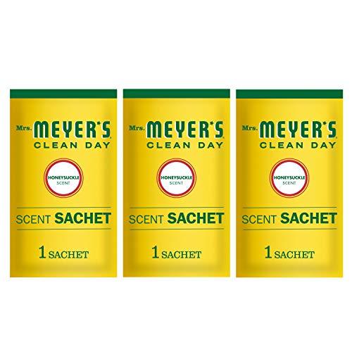 (Mrs. Meyer's Scent Sachets, Honeysuckle, 1 CT)