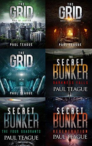 The Grid Trilogy/The Secret Bunker Trilogy: [Sci-Fi/Dystopian 6-Pack] ISBN-13