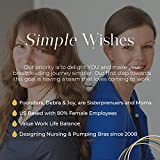 Simple Wishes X-Small/Large | Hands-Free Breast