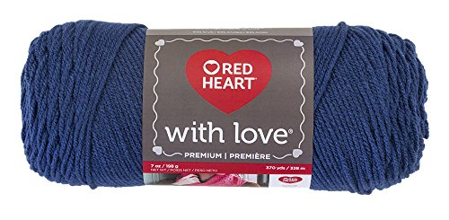 Red Heart With Love Yarn, True ()