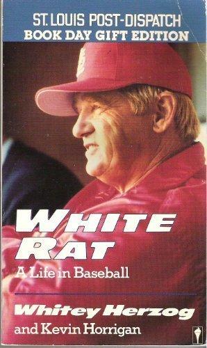 White Rat: A Life in Baseball