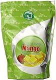Possmei Bubble Tea Mix Instant Powder, Mango, 2.2 Pound