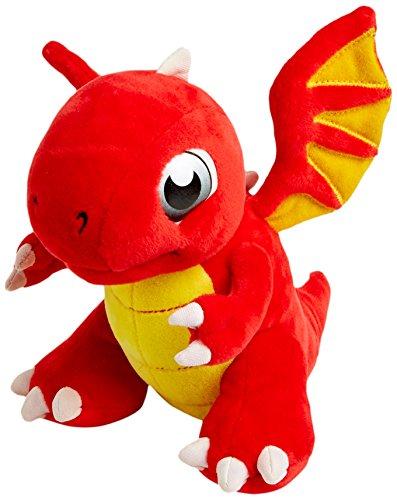 T-shirt Fire Dragon Breathing (DragonVale: Baby Fire Dragon Plush Toy)