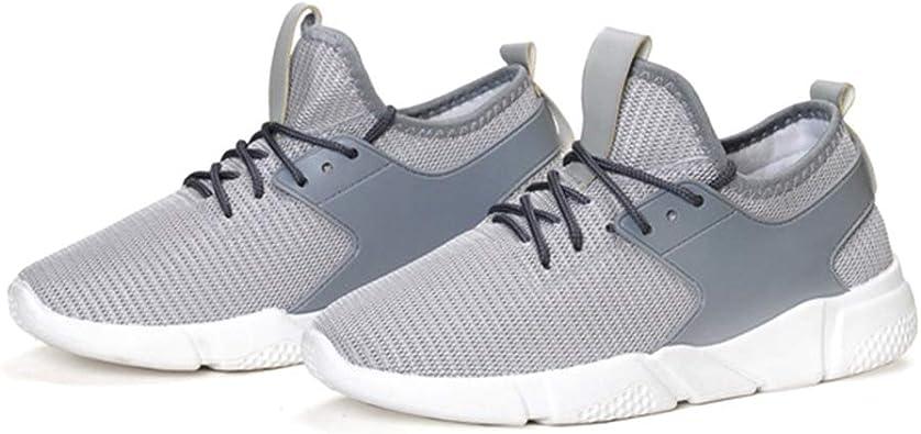 Zapatos para Hombre Zapatillas Ligeras de Moda Zapatillas de Aire ...