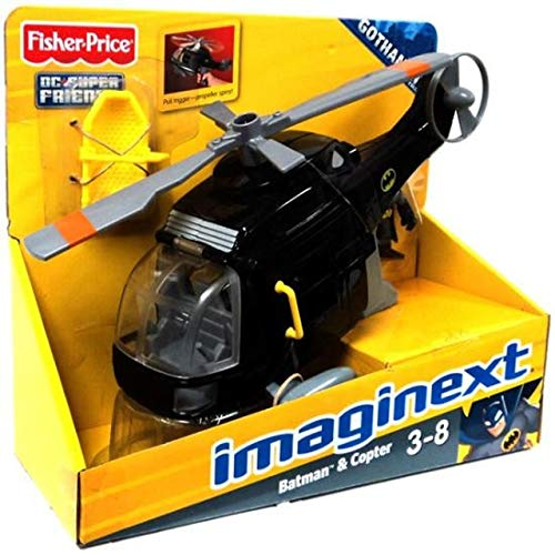 fisher price helicopter imaginext - 2