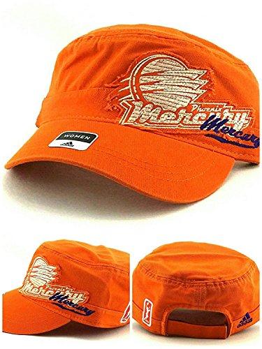 adidas Phoenix Mercury Ladies Women Cadet PHX Suns New Orange White Era Hat - Hat Phx Suns