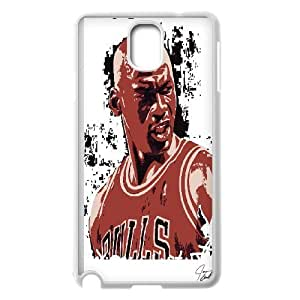 Custom High Quality WUCHAOGUI Phone case Super Star Michael Jordan Protective Case For Samsung Galaxy NOTE4 Case Cover - Case-4