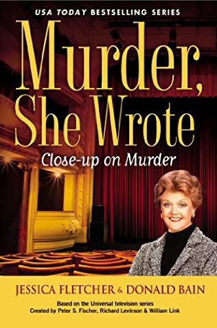 book cover of Close-Up on Murder